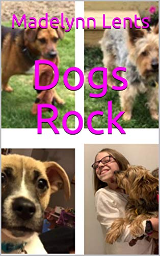 Dogs Rock: The adventure of Jack, Woody and Cooper (English Edition)
