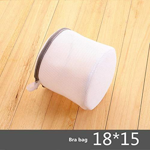 Was de zak rits zakken in grijze sokken breien machine wassen wasmand beha ondergoed organizer,cilinderhouder,een afmeting