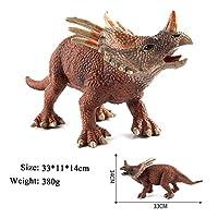 11 スタイルビッグサイズジュラ紀野生生物恐竜おもちゃセットプラスチック再生おもちゃ世界公園恐竜モデルアクションフィギュア子供少年ギフト