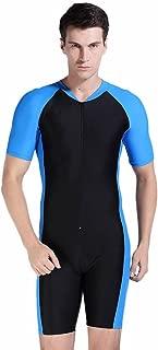 Short Sleeve One Piece Swimwear Swimsuit