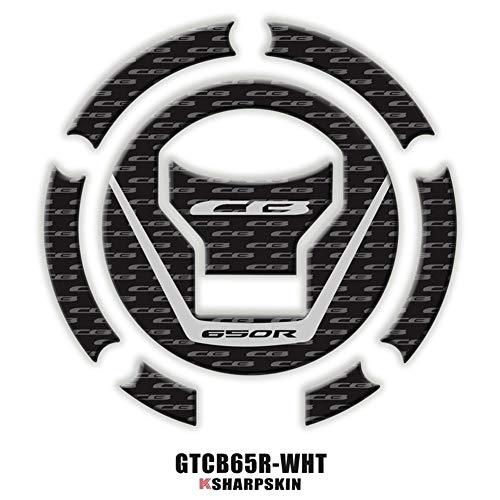 BTZHY 3D Gas Cap-Tank Pad beschermer sticker voor Honda CB650R CB 650R 2019