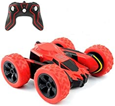 RC Cars Stunt Car Toy, Amicool 4WD 2.4Ghz Remote Control Car Double Sided Rotating Vehicles 360° Flips, Kids Toy Cars for ...