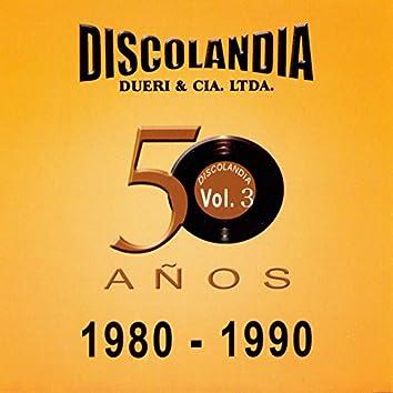 Discolandia 50 Años Vol. 3