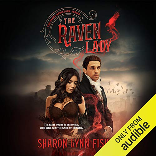 The Raven Lady cover art