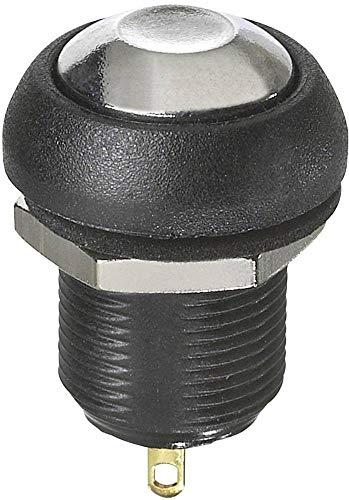 APEM ILR3SAD4 Drucktaster 24 V/DC 2A 1 x Aus/(Ein) IP67 tastend 1St.