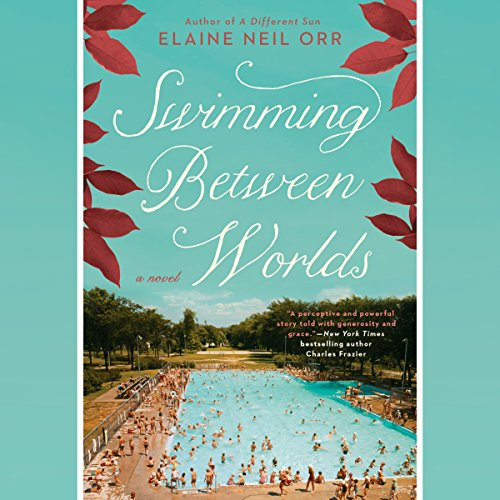 Swimming Between Worlds audiobook cover art