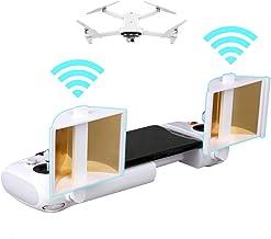 Hensych Fernbedienung Antenne Signalverstärker Reichweitenverstärker für FIMI X8 SE Drone,95% Reflexion