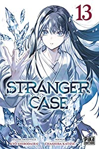 Stranger Case Edition simple Tome 13