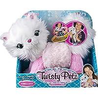 Twisty Petz Cuddlez Purrella Kitty Transforming Collectible Plush Toy