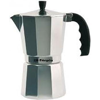 Orbegozo - Junta De Silicona 15141, Para Cafeteras De Aluminio Kf900 Y Kfn910: Amazon.es: Hogar