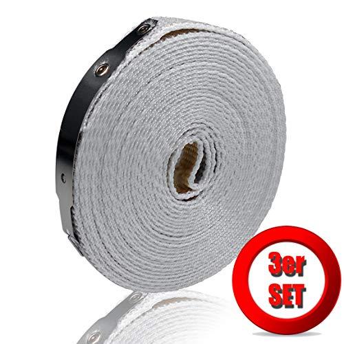 Rolladengurt Reparaturset Rollogurt Verbinder für Maxigurt bis 22mm Grau/Beige Wendegurt 3 Stück