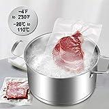 Zoom IMG-2 bonsenkitchen sacchetti sottovuoto per alimenti