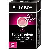 Billy Boy Länger Lieben Kondome, Transparent, 12 Stück