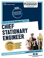 Chief Stationary Engineer (Career Examination)