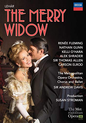 Merry Widow [Blu-ray]