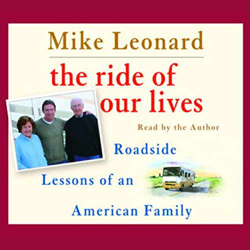 The Ride of Our Lives audiobook cover art