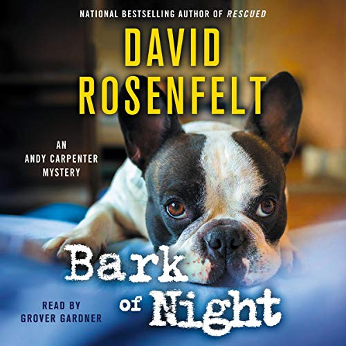 Bark of Night audiobook cover art