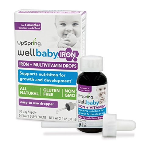 Upspring: Wellbaby Iron Complete Multivitamin