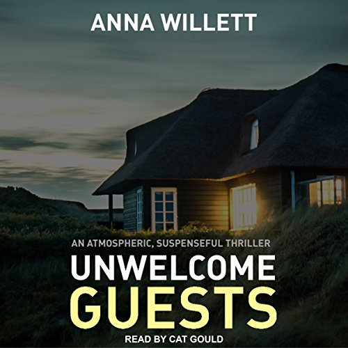 Unwelcome Guests audiobook cover art
