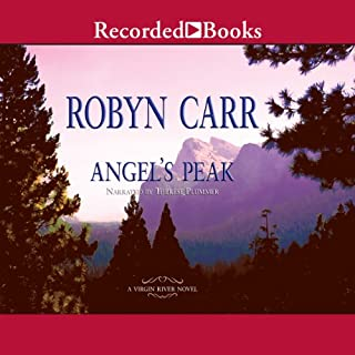 Angel's Peak audiobook cover art