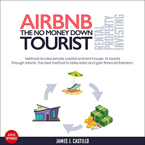 Airbnb audiobook cover art