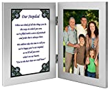 Stepdad Touching Poem Gift From Stepchildren for His Birthday or Father's Day, Add 4x6 Inch Photo