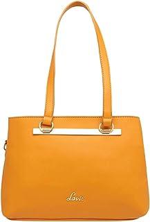 Lavie KalamMedium Satchel Women's Handbag (Ochre)