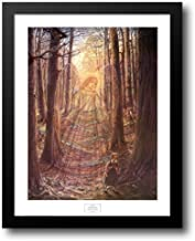 The Guardian Angel 28x35 Framed Art Print by Ford, Lauren