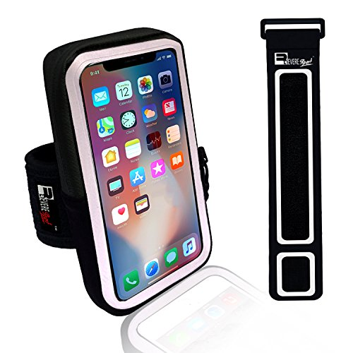 Sportarmband kompatibel für iPhone 11. Armband Telefon Handyhalter für Laufen, Workout, Joggen und Fitness