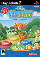 Konami Kids Playground: Toy Pals Fun with Numbers - PlayStation 2