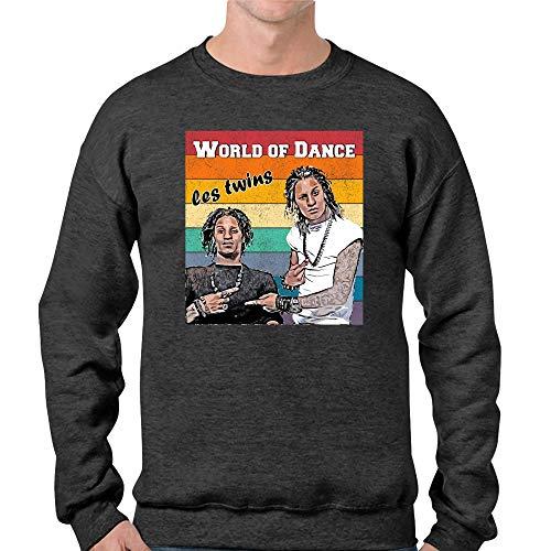 Vintage Hip-hop Les Twin Dancer T-Shirt Hoodie Long Sleeve Sweaer Cotton Clothings