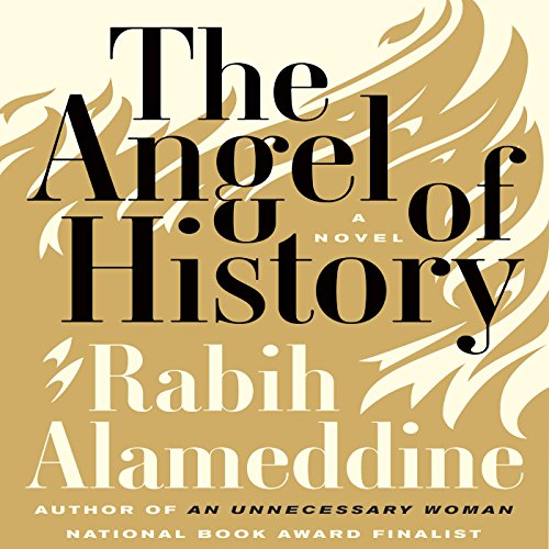The Angel of History audiobook cover art