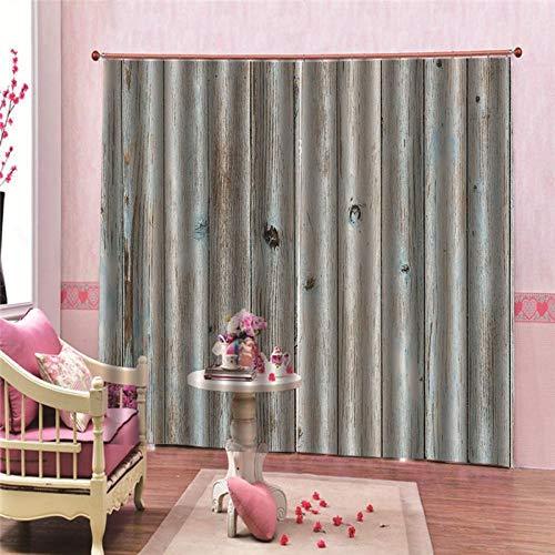 cortinas opacas ganchos