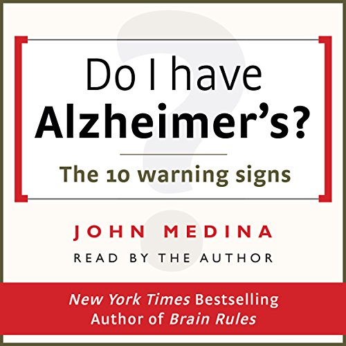 Do I Have Alzheimer's? audiobook cover art
