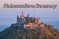 バイロイト城ドイツ大人のためのジグソーパズル1000ピース木製旅行ギフトお土産-Pt-04542