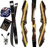 Southwest Archery Tigershark Takedown Recurve Bow - Pro, 30L W/Stringer