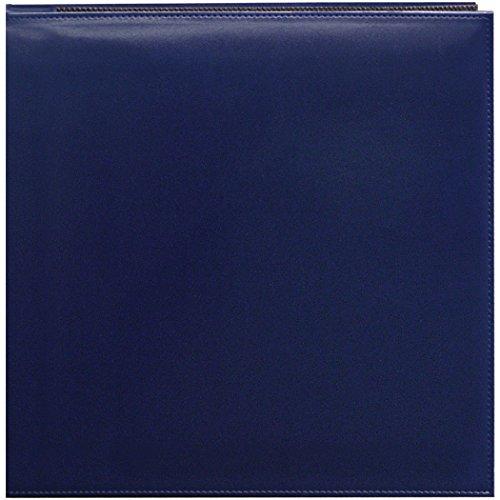 Pioneer 30,5 cm par 30,5 cm Snapload Cousu en Similicuir mémoire Livre, Bleu Marine