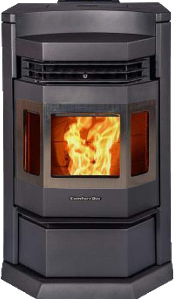 Comfortbilt Pellet Stove Sales results No. 1 Carbon HP22N-SS Black Store
