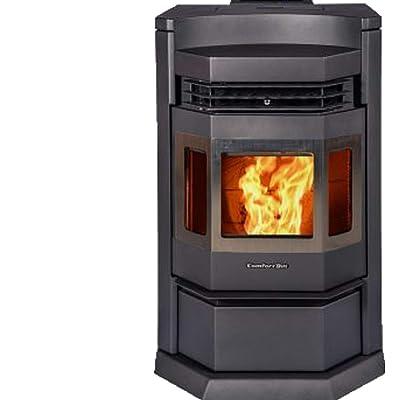 Comfortbilt Pellet Stove HP22N-SS Carbon Black