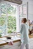 Blanco LINUS-S-F Küchenarmatur, metallische Oberfläche, chrom, Hochdruck, Vorfenster, 1 Stück, 514023 - 3