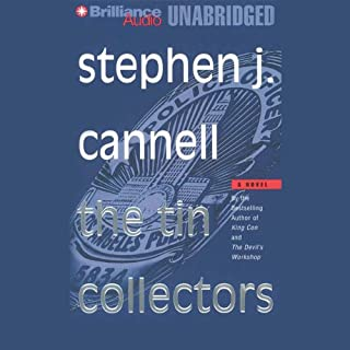 The Tin Collectors audiobook cover art