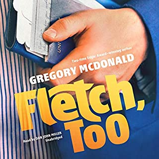 Fletch, Too cover art