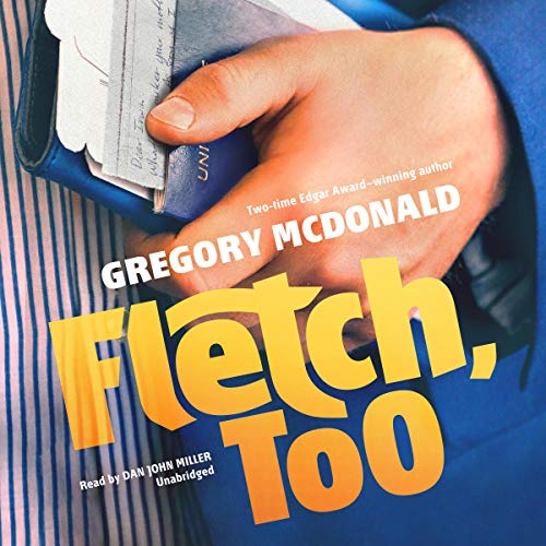 Couverture de Fletch, Too
