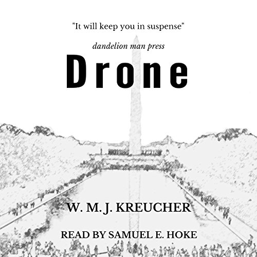 Drone audiobook cover art