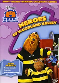 Bear In The Big Blue House: Heroes Of Woodland Valley