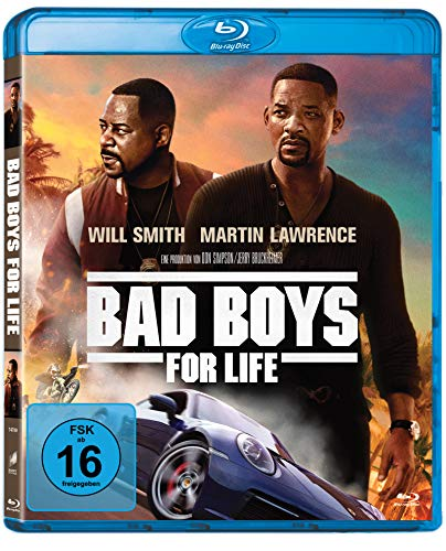 Bad Boys for Life [Blu-ray]