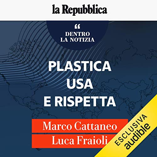 Plastica usa e rispetta audiobook cover art