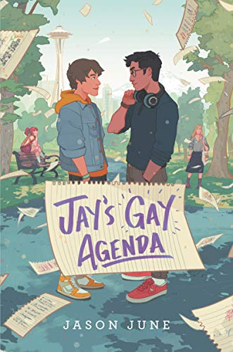 Compare Textbook Prices for Jay's Gay Agenda  ISBN 9780063015159 by June, Jason