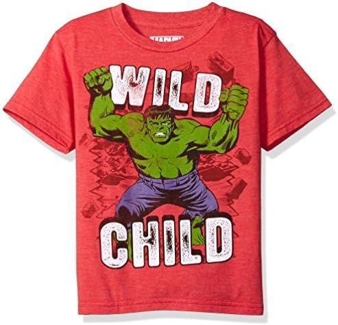 Marvellous Hulk Drool Face Avenger Superhero Giant Kids T Shirt