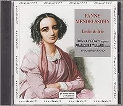 Best fanny mendelssohn lieder Reviews